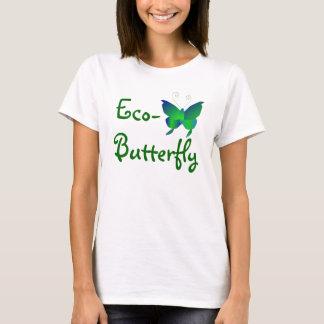 Camiseta de la Eco-Mariposa