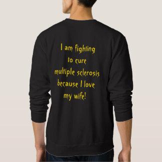Camiseta de la esclerosis (MS) múltiple (para él)
