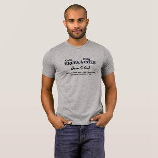 Camiseta de la escuela del tambor
