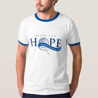 Camiseta de la esperanza de la búsqueda 4 de los