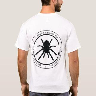 """""""Camiseta de la fan del Tarantula"""" (logotipo Camiseta"""