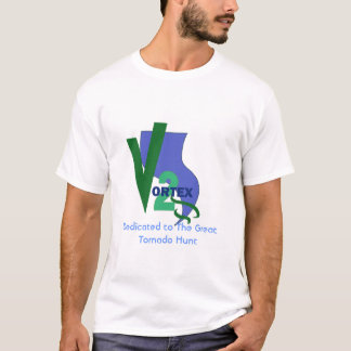 Camiseta de la fan del vórtice 2
