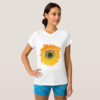 camiseta de la flor