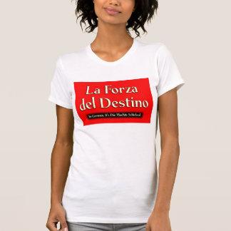Camiseta de La Forza Del Destino