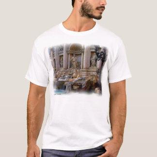 Camiseta de la fuente del Trevi