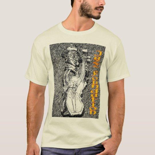 Camiseta de la fundación del jazz