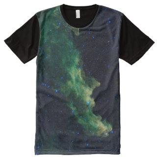 Camiseta de la galaxia del espacio