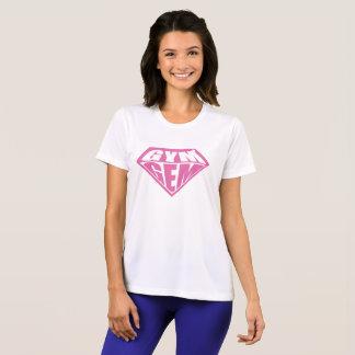 Camiseta de la gema del gimnasio