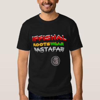 Camiseta de la gente de Rastafari