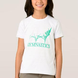 Camiseta de la gimnasia