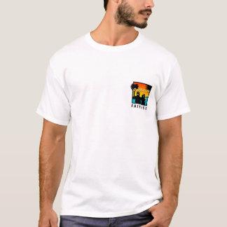 Camiseta de la gordura de California