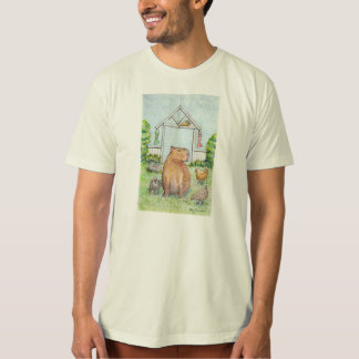 Camiseta de la granja divertida de Stacy
