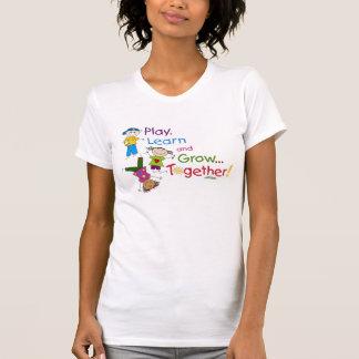 camiseta de la guardería