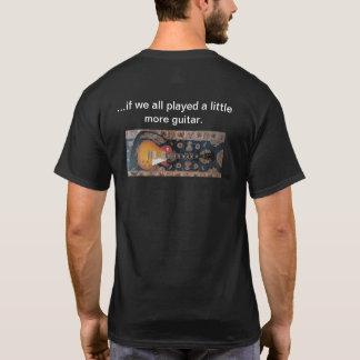 Camiseta de la guitarra