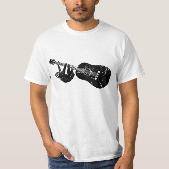 Camiseta con guitarra Ropa pekes Pinterest Camisetas