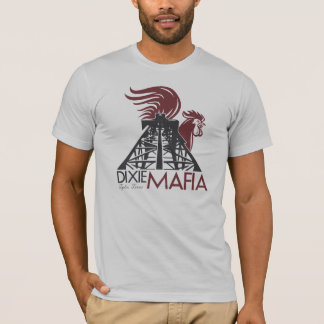 Camiseta de la herencia de Tejas de la mafia de