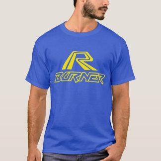Camiseta de la hornilla BMX