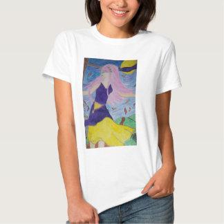 Camiseta de la imagen de la fantasía