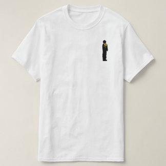 Camiseta de la inocencia del niño de flor