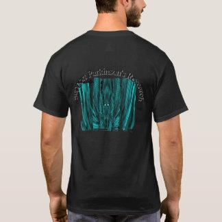 Camiseta de la investigación de Parkinson de la