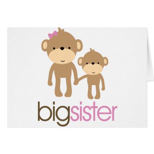 Camiseta de la invitación del embarazo del mono de tarjeta