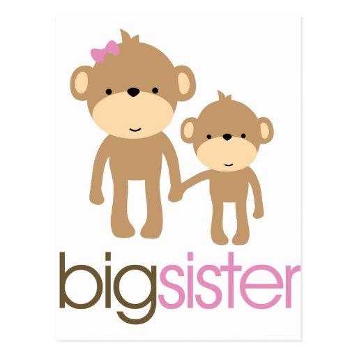Camiseta de la invitación del embarazo del mono de postales