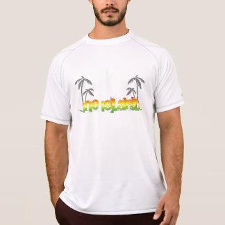 Camiseta de la isla de Irie