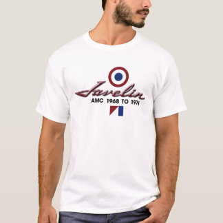 Camiseta de la jabalina