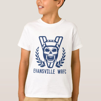 Camiseta de la juventud de los vándalos