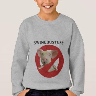 Camiseta de la juventud de Swinebusters