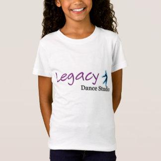 Camiseta de la juventud del logotipo