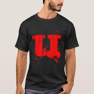 Camiseta de la letra de URbanomics