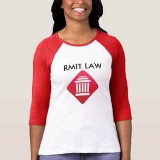 Camiseta de la LEY de RMIT