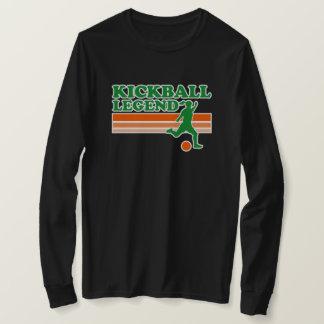 Camiseta de la leyenda de Kickball (señoras)