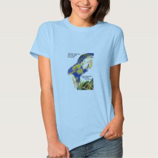 Camiseta de la luna de miel del Aba Daba