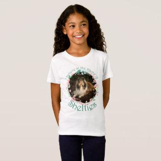 Camiseta de la magia de Sheltie