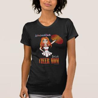 Camiseta de la mamá de la alegría de Burbank