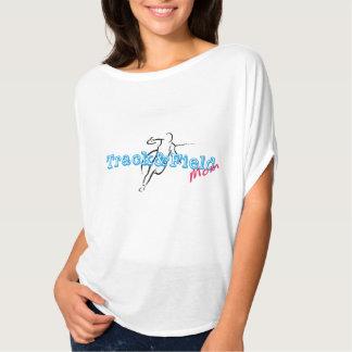 Camiseta de la mamá del atletismo
