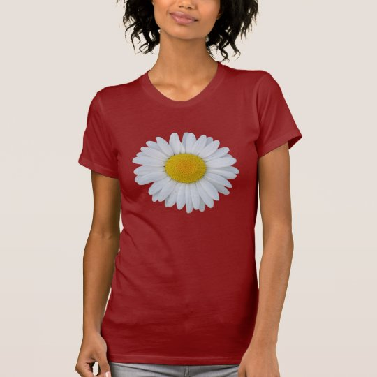 Camiseta de la margarita
