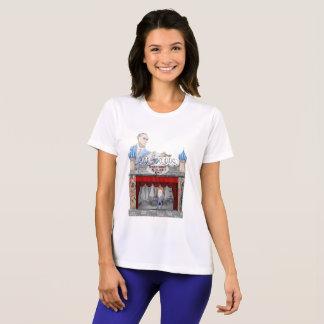 Camiseta de la marioneta del triunfo