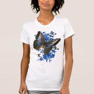 Camiseta de la mariposa - camiseta de la mariposa