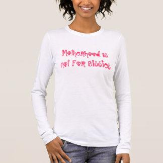 Camiseta de la maternidad