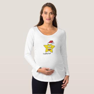 Camiseta de la maternidad de la estrella del