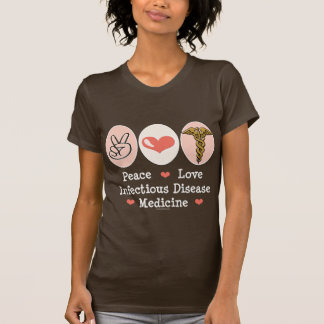 Camiseta de la medicina de la enfermedad