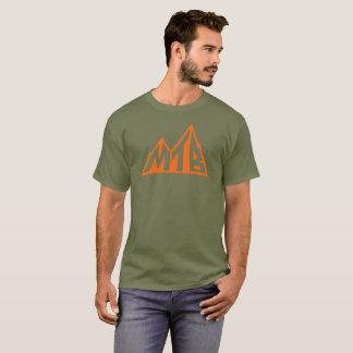 Camiseta de la mercancía de MTB