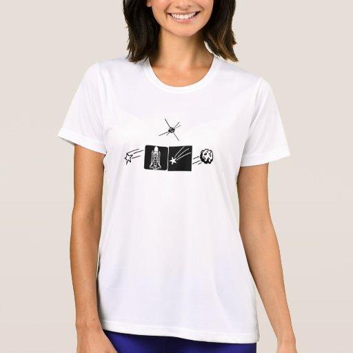 (Camiseta de la Micro-Fibra del funcionamiento de