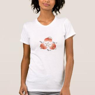 Camiseta de la Micro-Fibra del funcionamiento de l