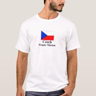 Camiseta de la misión de Checo Praga