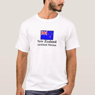 Camiseta de la misión de Nueva Zelanda Auckland