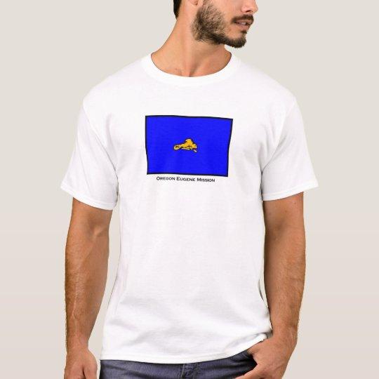 Camiseta de la misión de Oregon Eugene LDS
